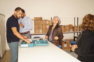 Revisión a los equipamientos para el laboratorio de TNS en proyectos Eléctricos de Distribución